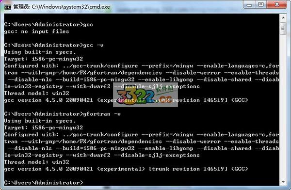 gfortran下载 gfortran windows下载- 3322软件站